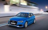 Audi RS3 hatchback