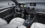 Audi RS3 hatchback interior