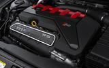 2.5-litre Audi RS3 saloon engie
