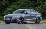 4 star Audi RS3 saloon