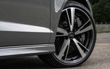 Audi RS3 saloon alloy wheels