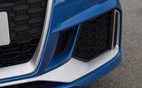 Audi RS3 Sportback air intake