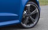 Audi RS3 Sportback alloy wheels