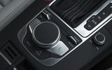 Audi RS3 Sportback MMI infotainment controller