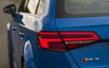 Audi RS3 Sportback rear lights