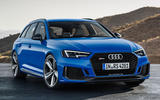 New Audi RS4 Avant unveiled with big torque boost