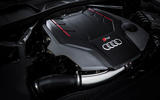 2.9-litre V6 TFSI Audi RS4 Avant engine