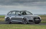 4-star Audi RS4 Avant