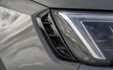 Audi RS4 Avant air intake