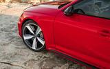 Audi RS4 Avant alloy wheels
