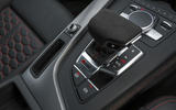 Audi RS4 Avant automatic gearbox
