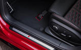 Audi RS4 Avant scuff plates