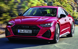 2020 Audi RS7 Sportback reveal - hero front