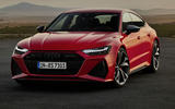 2020 Audi RS7 Sportback reveal - static front