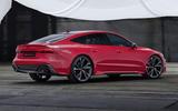 2020 Audi RS7 Sportback reveal - static rear