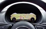 Audi S3 Saloon sat nav