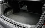 Audi S3 Saloon boot space