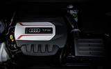 2.0-litre TFSI Audi S3 Saloon engine