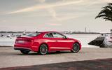 Audi S5 rear quarter