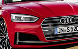 Audi S5 front grille