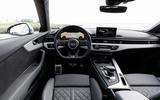 Audi S5 dashboard