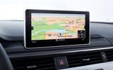 Audi S5 MMI infotainment