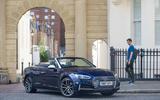 Head turning Audi S5 Cabriolet