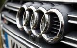 Audi S5 Cabriolet badging