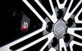 Audi SQ5 brake calipers