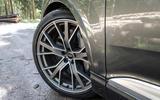22in Audi SQ7 alloy wheels