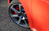 Audi TT RS Coupé alloy wheels
