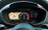 Audi TT RS Coupé Virtual Cockpit