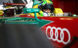 Audi to race in Formula E