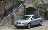 Audi A3 press image 2000