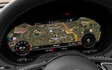 Audi A3 Cabriolet virtual cockpit