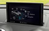 Audi A3 Cabriolet MMI infotainment