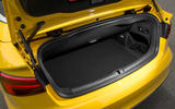 Audi A3 Cabriolet boot space