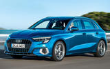 2020 Audi A3 - hero front