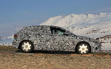 Audi A3 2020 spies side