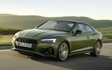 Audi A5 Coupé 2019 official reveal - hero front
