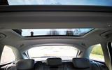 Audi A6 Avant 2019 long-term review - sunroof