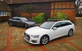 Audi A6 Avant 2019 long-term review - swap front
