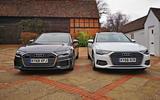 Audi A6 Avant 2019 long-term review - swap nose