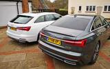 Audi A6 Avant 2019 long-term review - swap boot