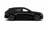 Audi E-tron Black Edition side