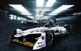 Audi FE04 revealed as brand's first all-electric racing car