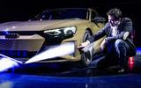 "Kentaro Zens: ""The air curtain stabilises airflow over the wheel"""