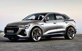 Audi RS E-tron Sportback