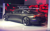 Auto E-tron GT concept official show debut - 7