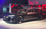 Auto E-tron GT concept official show debut - front